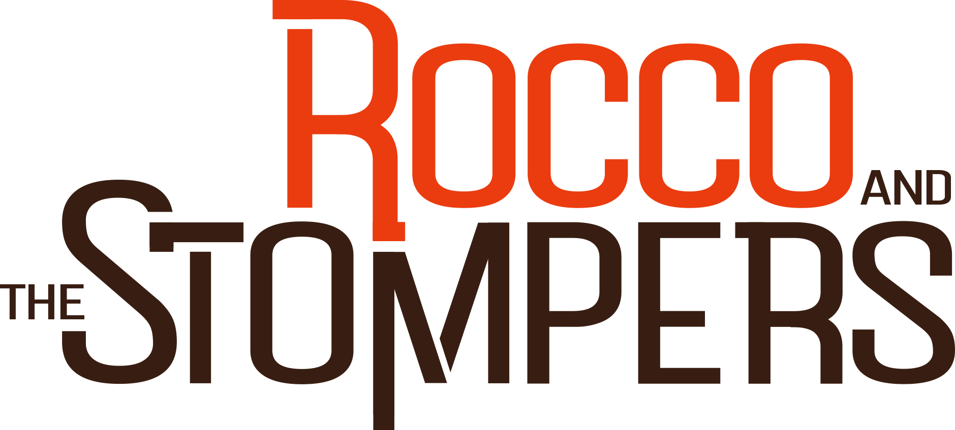Rocco and the Stompers Logo